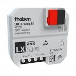 THEBEN 4800520 LUXORliving S1 1-fach UP-Schaltaktor