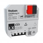 THEBEN 4800570 LUXORliving D1 1-fach UP-Universal-Dimmaktor