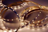 VOLTUS 30630 LED WW Strip 24 V, IP20, non-CC, CRI>80, 6 W/m. 2850 K 5m Rolle