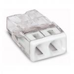 WAGO 2273-202 COMPACT-Verbindungsdosenklemme 2-Leiter bis 2,5qmm/Weiß