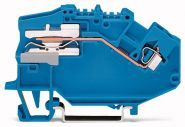 WAGO 780-613 topJob N-Trennklemme blau Querschnitt 2,5mm²