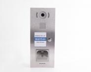 WANTEC 4035 MONOLITH C IP-V evo Türsprechstelle mit HD Kamera 1 Taste