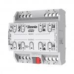 ZENNIO ZIO-MB8P MAXinBOX 8 Plus REG Multifunktionsaktor 8 Ausgänge 16 A