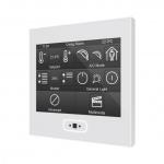 "ZENNIO ZVI-Z35-W Kapazitives Touchpanel mit 3.5"" Display Weiß"