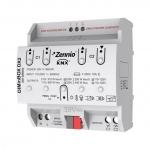 ZENNIO ZDI-DBDX2 DIMinBOX DX2 Universaler Dimmaktor (RLC, LED, CFL)