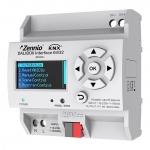 ZENNIO ZDI-DLI DALIBOX Interface 64/32 KNX-DALI Interface Hutschienenmontage