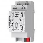 ZENNIO ZIO-MN40 MINiBOX QUATRO REG Multifunktionsaktor 4 Ausgänge 16A