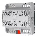 ZENNIO ZIOMB8V3 MAXinBOX 8 v3 REG Multifunktionsaktor 8 Ausgänge 16 A