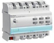 BERKER 75316017 Schaltaktor 6fach REG mit Stromerkennung KNX