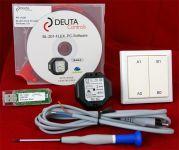 DEUTA Controls 11229 BL-201-FLEX Starter-Kit für EnOcean-DALI-Controller