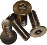 DIVUS OD_S Open Door Schraubensatz mit 4 Sicherheitsschrauben