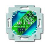 BUSCH-JAEGER 1564 U-13 Lichtsignal-Einsatz grün