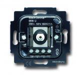 BUSCH-JAEGER 6519 U Busch-Drehdimmer UP, RC, 40-550 W