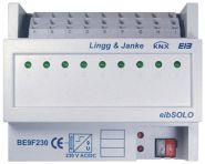LINGG&JANKE BE9F230  Binäreingang 9-fach 230 V AC/DC
