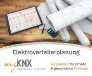 myKNX Elektroverteilerplanung für die intelligente Haussteuerung