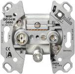 WISI DD04M 0650 Breitband-Modemdosen Stich