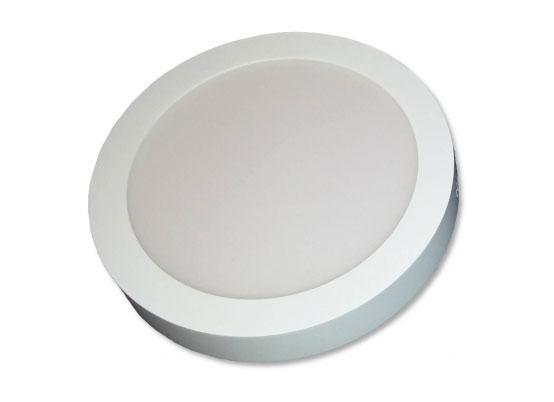 LED-Panel Vollgehäuse
