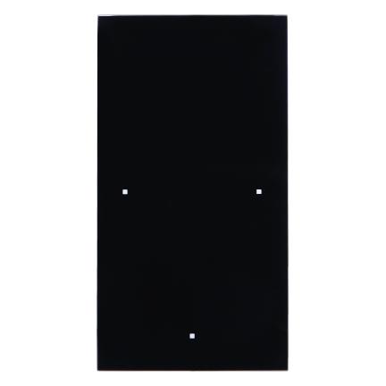 berker 75141835 knx glas sensor 1fach komfort glas schwarz online kaufen im voltus elektro shop. Black Bedroom Furniture Sets. Home Design Ideas