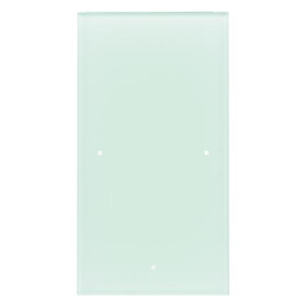 berker 75141930 knx glas sensor 1fach komfort konfiguriert glas polarwei online kaufen im. Black Bedroom Furniture Sets. Home Design Ideas