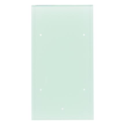 berker 75142930 knx glas sensor 2fach komfort konfiguriert glas polarwei online kaufen im. Black Bedroom Furniture Sets. Home Design Ideas