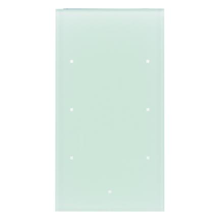 berker 75143830 knx glas sensor 3fach komfort glas polarwei online kaufen im voltus elektro shop. Black Bedroom Furniture Sets. Home Design Ideas