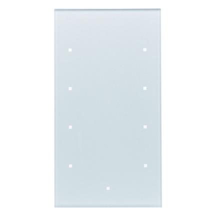 berker 75144034 knx glas sensor 4fach komfort glas alu online kaufen im voltus elektro shop. Black Bedroom Furniture Sets. Home Design Ideas