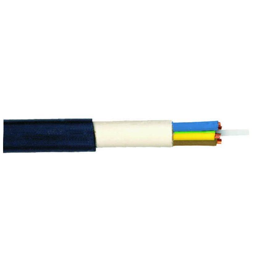 Nyy J 5x1 5 Starkstrom Erdkabel Mit Kupferleiter Meterware Online