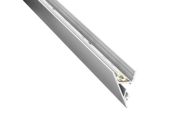 barthelme 62398403 walllight 2 0 voutenprofil aluminium eloxiert 3 m online kaufen im voltus. Black Bedroom Furniture Sets. Home Design Ideas