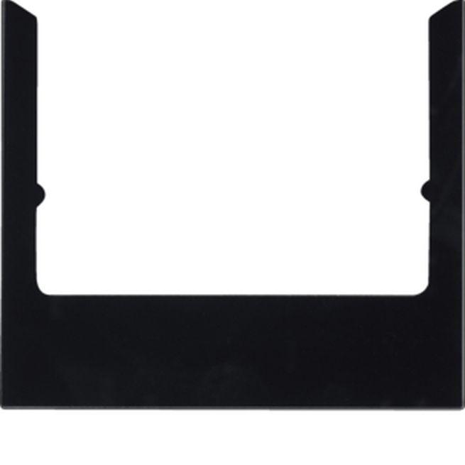 berker 13196616 designrahmen eckig elcom touch audio. Black Bedroom Furniture Sets. Home Design Ideas
