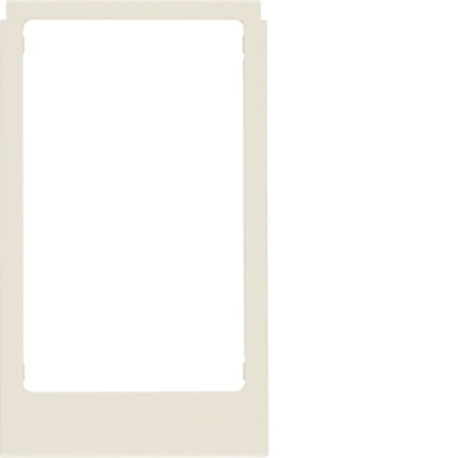 berker 13208982 designrahmen eckig elcom touch video. Black Bedroom Furniture Sets. Home Design Ideas