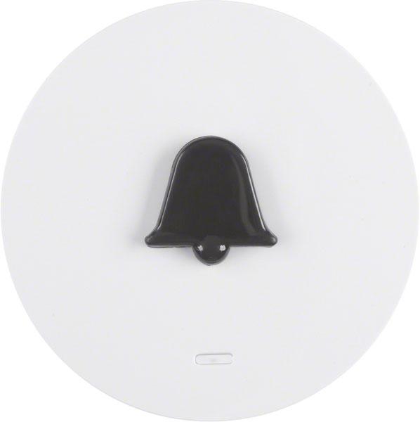 berker 16512089 wippe mit abtastbarem symbol klingel online kaufen im voltus elektro shop. Black Bedroom Furniture Sets. Home Design Ideas