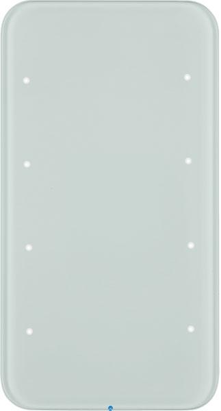 berker 75144860 touch sensor 4fach komfort glas polarwei online kaufen im voltus elektro shop. Black Bedroom Furniture Sets. Home Design Ideas