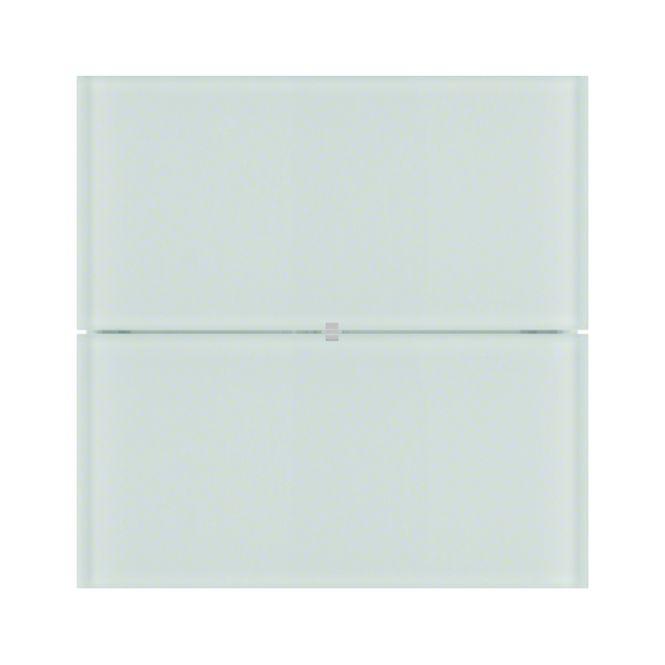 berker 75162090 b iq tastsensor 2fach standard glas polarwei online kaufen im voltus elektro shop. Black Bedroom Furniture Sets. Home Design Ideas