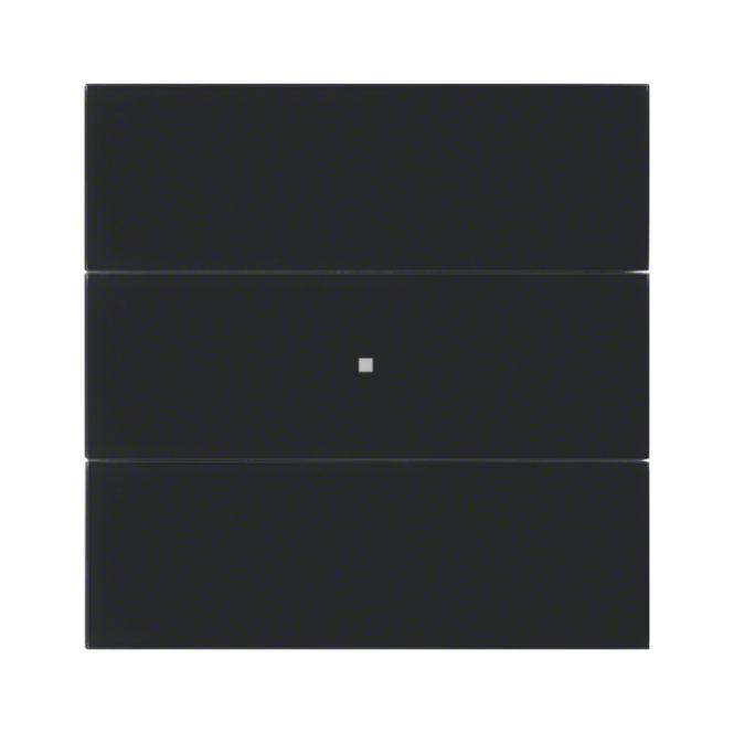 berker 75163092 b iq tastsensor 3fach standard glas schwarz online kaufen im voltus elektro shop. Black Bedroom Furniture Sets. Home Design Ideas