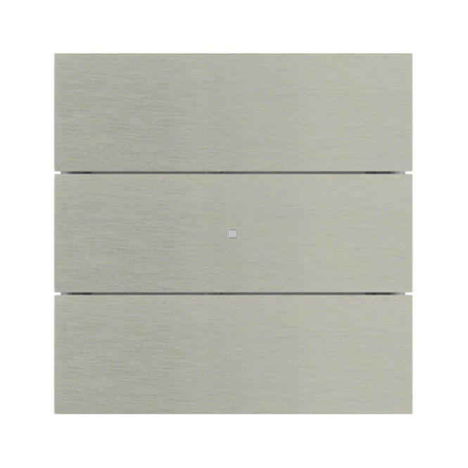 berker 75163593 b iq tastsensor 3fach komfort edlestahl metall geb rstet online kaufen im voltus. Black Bedroom Furniture Sets. Home Design Ideas