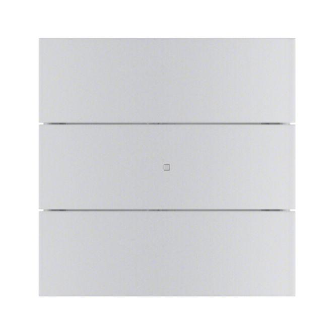 berker 75163594 b iq tastsensor 3fach komfort aluminium eloxiert online kaufen im voltus elektro. Black Bedroom Furniture Sets. Home Design Ideas