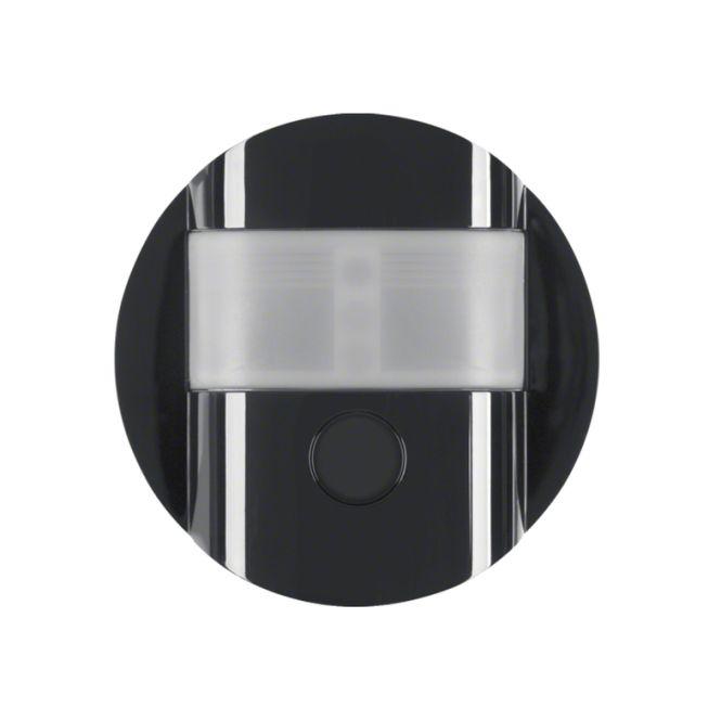 berker 85341231 ir bewegungsmelder aufsatz komfort schwarz gl nzend online kaufen im voltus. Black Bedroom Furniture Sets. Home Design Ideas
