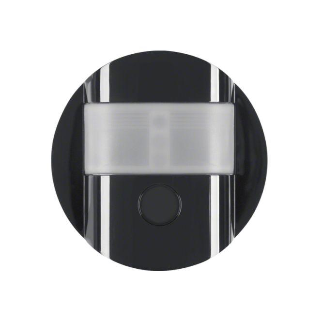 berker 85342231 ir bewegungsmelder aufsatz komfort schwarz gl nzend online kaufen im voltus. Black Bedroom Furniture Sets. Home Design Ideas