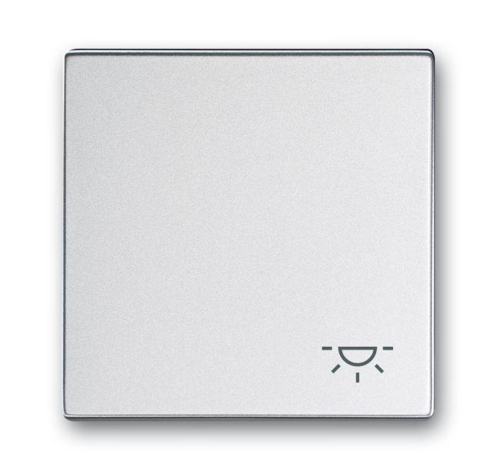 busch jaeger 2520 li 83 wippe mit aufdruck symbol licht alusilber online kaufen im voltus. Black Bedroom Furniture Sets. Home Design Ideas