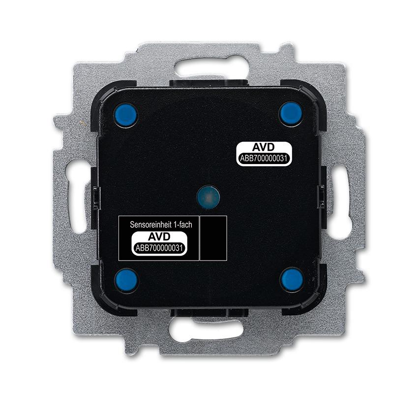 Frisch BUSCH-JAEGER 6221/1.0-WL Sensoreinheit 1-fach Wireless für Busch  DC01
