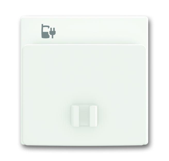 busch jaeger 6478 884 abdeckung f r usb ladestation 6474 u studiowei matt online kaufen im. Black Bedroom Furniture Sets. Home Design Ideas