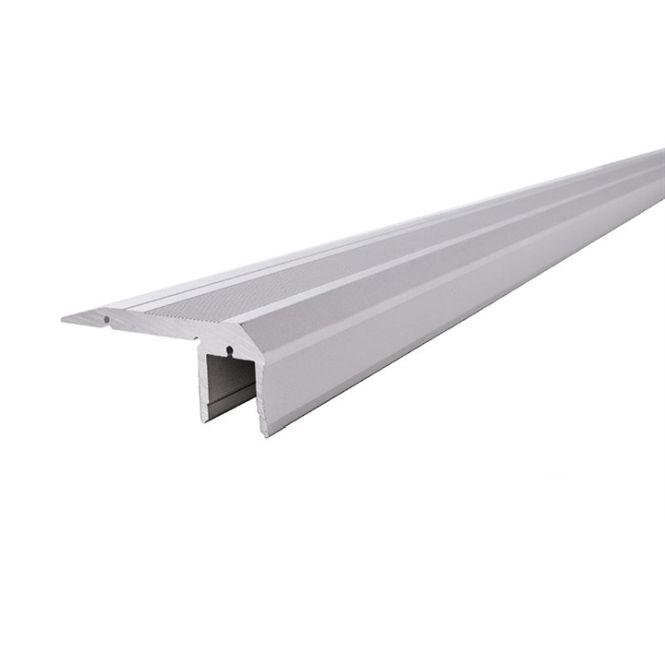 deko light 970520 reprofil treppenstufen profil al 02 10 silber matt eloxiert l nge 1000mm. Black Bedroom Furniture Sets. Home Design Ideas