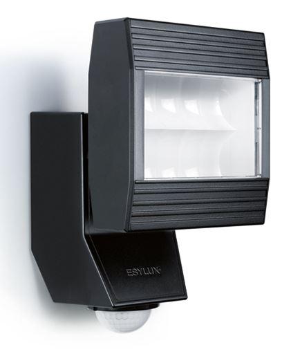 esylux el10750212 afr 250 led 5k schwarz led strahler mit bewegungsmelder 18w schwarz online. Black Bedroom Furniture Sets. Home Design Ideas