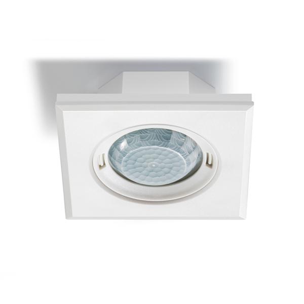 esylux ep10451713 pd flat 360i 8 squared white knx deckeneinbau pr senzmelder wei online kaufen. Black Bedroom Furniture Sets. Home Design Ideas