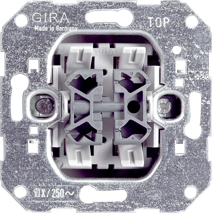 gira 010800 wippschalter einsatz wechsel wechsel online. Black Bedroom Furniture Sets. Home Design Ideas