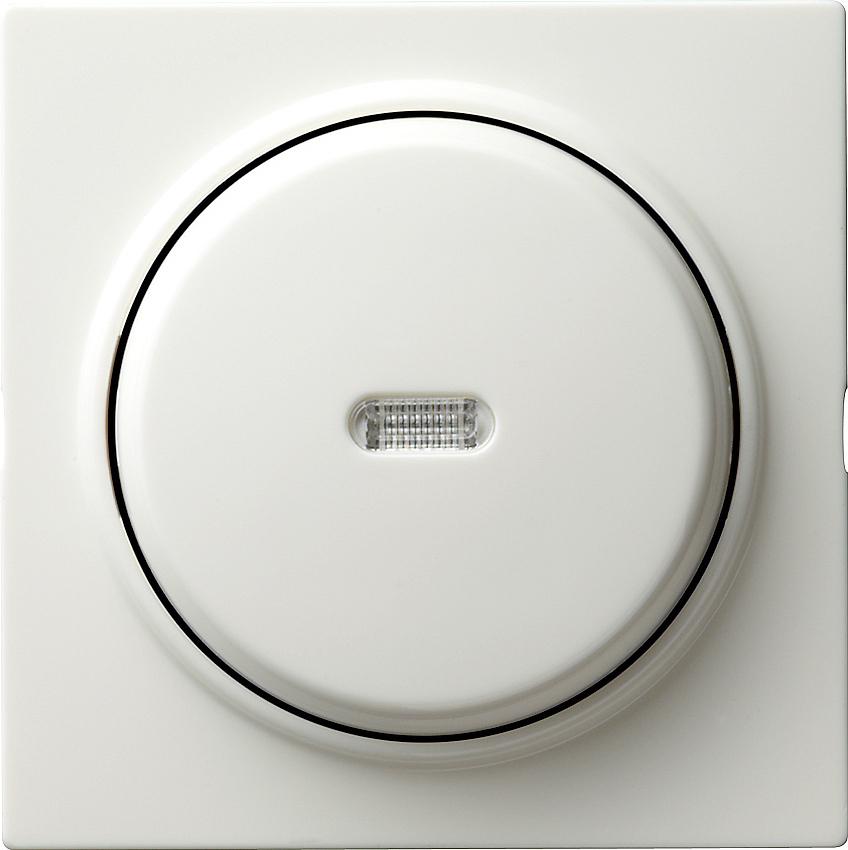 gira 013640 tast kontrollschalter universal aus wechselschalter reinwei online kaufen im voltus. Black Bedroom Furniture Sets. Home Design Ideas