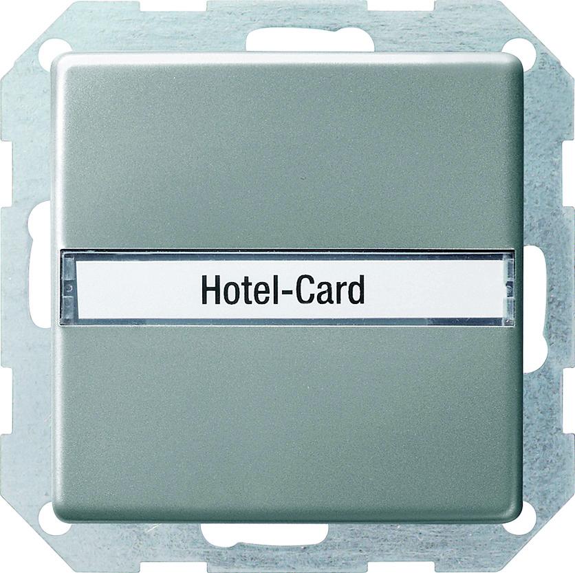 gira 014020 hotel card taster bsf e22 edelstahl online. Black Bedroom Furniture Sets. Home Design Ideas