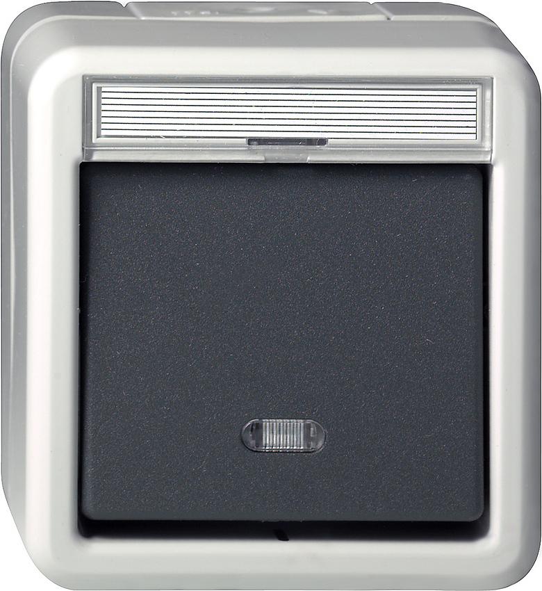 gira 015631 wipptaster mit beschriftungsfeld wechsler 1polig online kaufen im voltus elektro shop. Black Bedroom Furniture Sets. Home Design Ideas