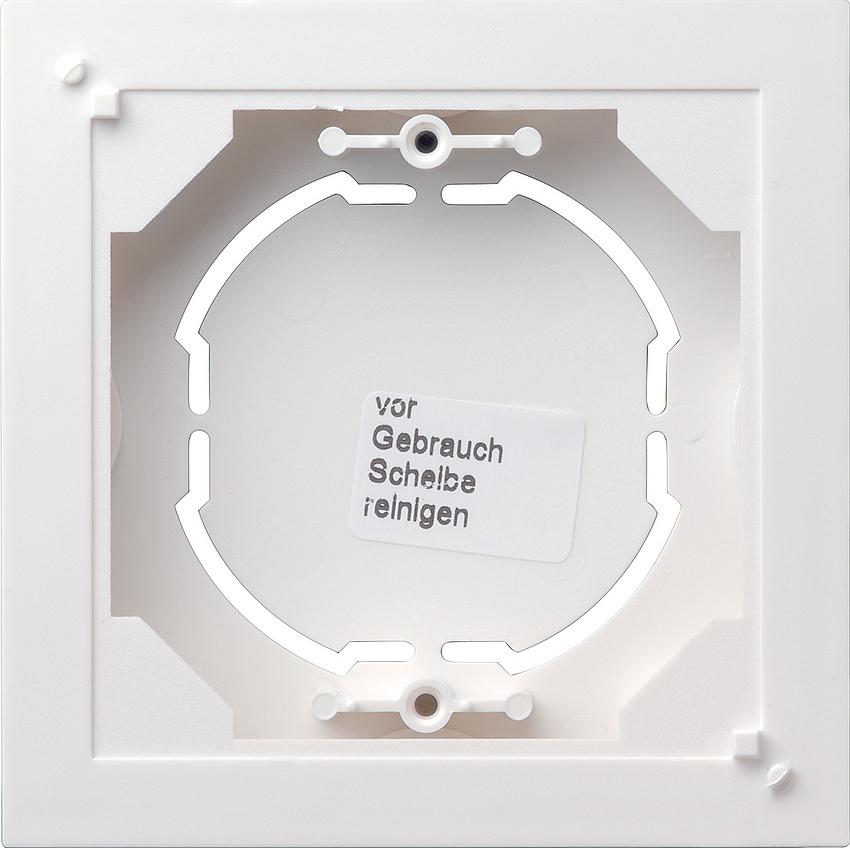 gira 021904 aufputz geh use 1fach flache bauweise f r. Black Bedroom Furniture Sets. Home Design Ideas