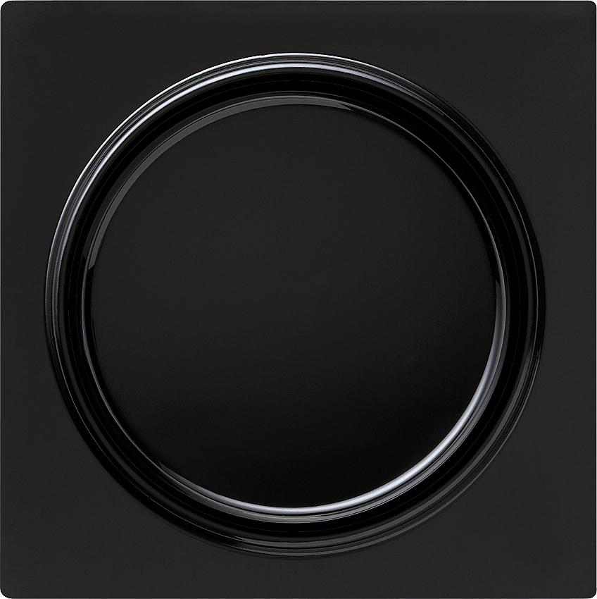 gira 029647 abdeckung mit wippe f r schalter und taster schwarz online kaufen im voltus elektro shop. Black Bedroom Furniture Sets. Home Design Ideas